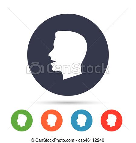 Noise clipart talk Noise symbol speak EPS csp46112240