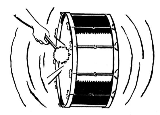 Noise clipart vibration Facts (Science Drum Trek: Sound: