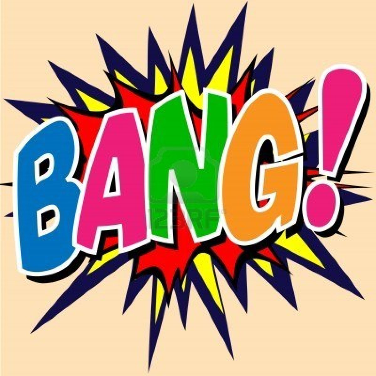 Noise clipart wham Illustration Book Pow! Comic Bang