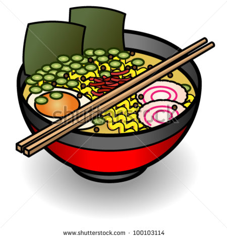 Soup clipart chinese Cliparts Bowl Clipart Of Noodles