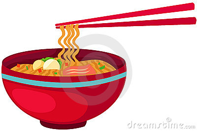 Soup clipart chinese Cliparts & Vectors free Noodle