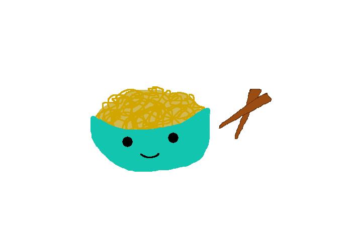 Noodle clipart cute Cheezefreak on cheezefreak Noodles! DeviantArt