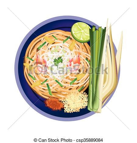Noodle clipart one With  Traditional of or