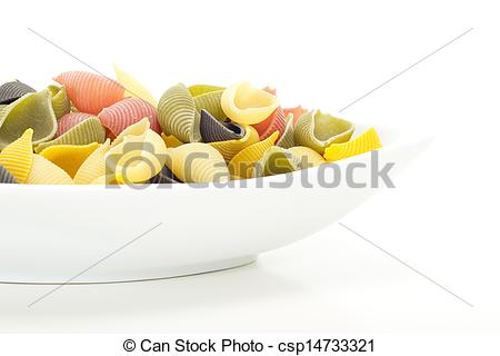 Noodle clipart shell Meal Cooking delicate italian shell