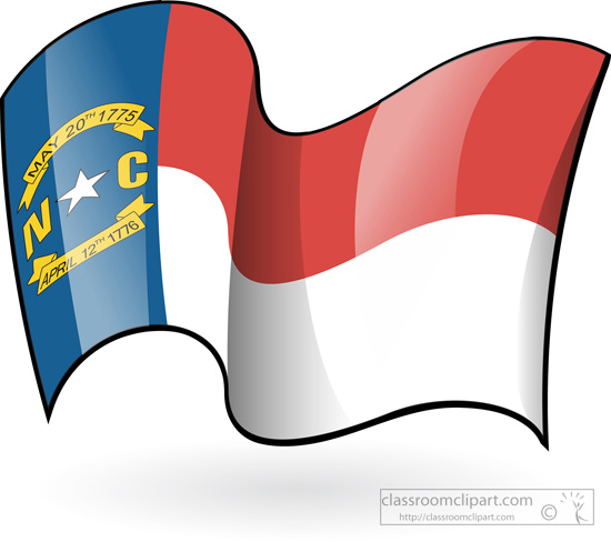 North Carolina clipart Map State From: 74