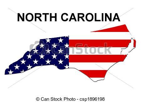 North Carolina clipart Carolina stars Carolina of of