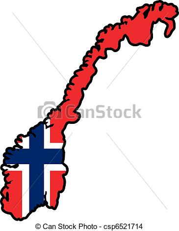 Norway clipart Clipart #4 Norway drawings Norway