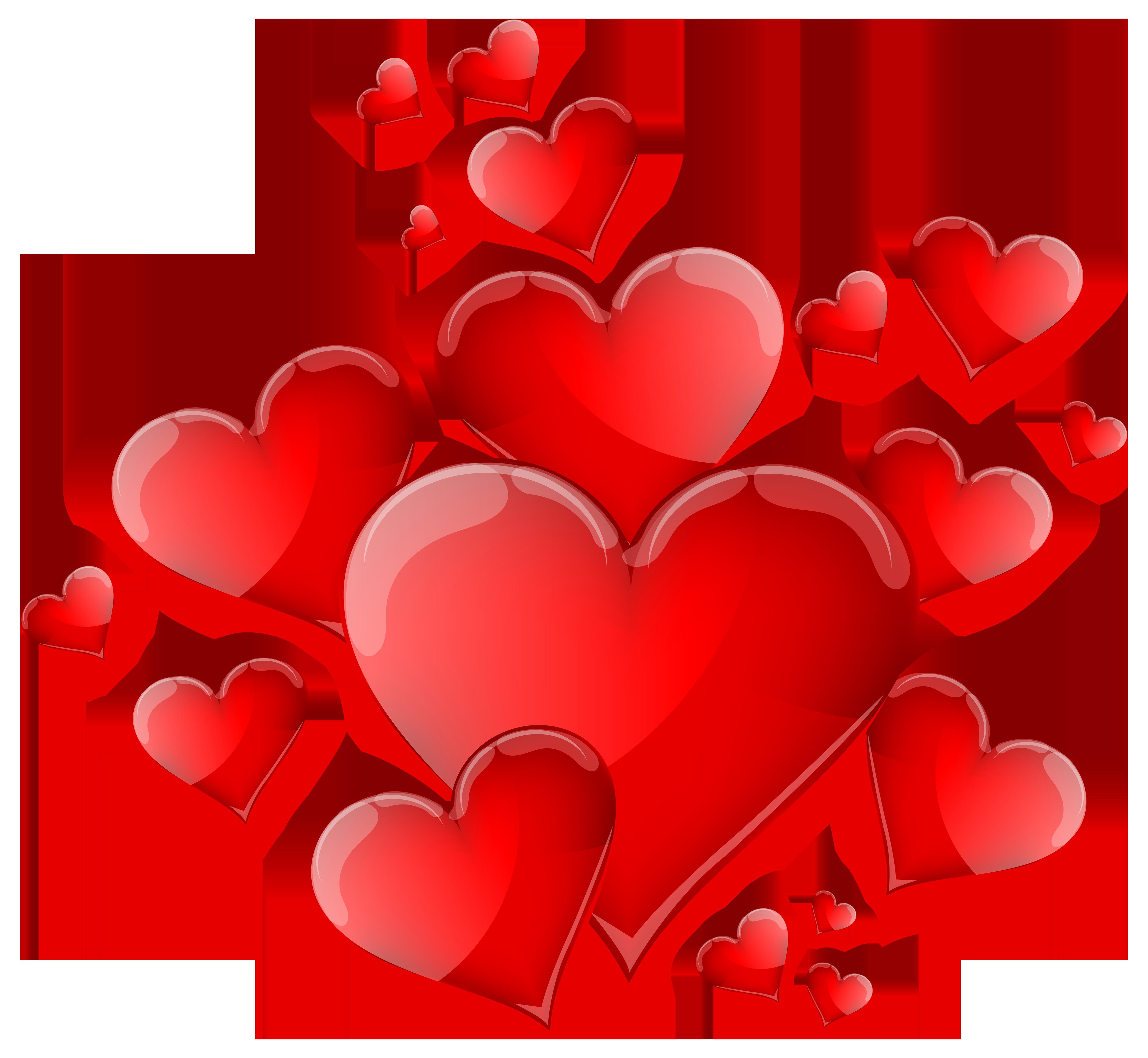 Hearts PNG PNG Clipart WEB