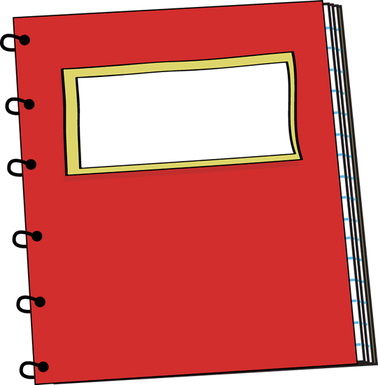 Notebook clipart notebook pencil Images Clipart Clipart Notebook Free