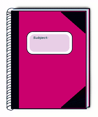 Notebook clipart Images Free  clip Notebook