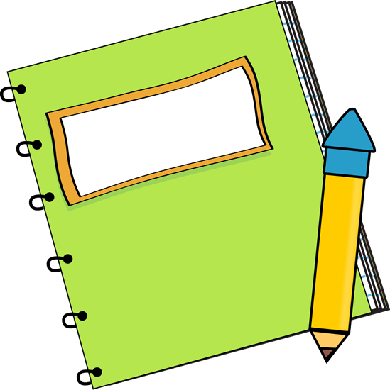 Pen clipart note book And Clipart Notebook Panda Free