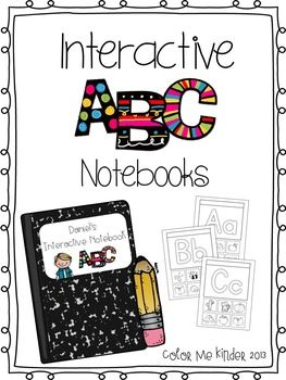 Notebook clipart abc 129 Learners Notebooks on Interactive