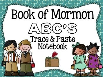Notebook clipart abc Notebook  FREEBIE and Mormon