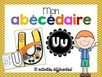 Notebook clipart abc Abécédaire Mon ABC Notebook Teachers