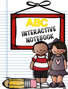 Notebook clipart abc Schoolalicious by Interactive ABC Notebook