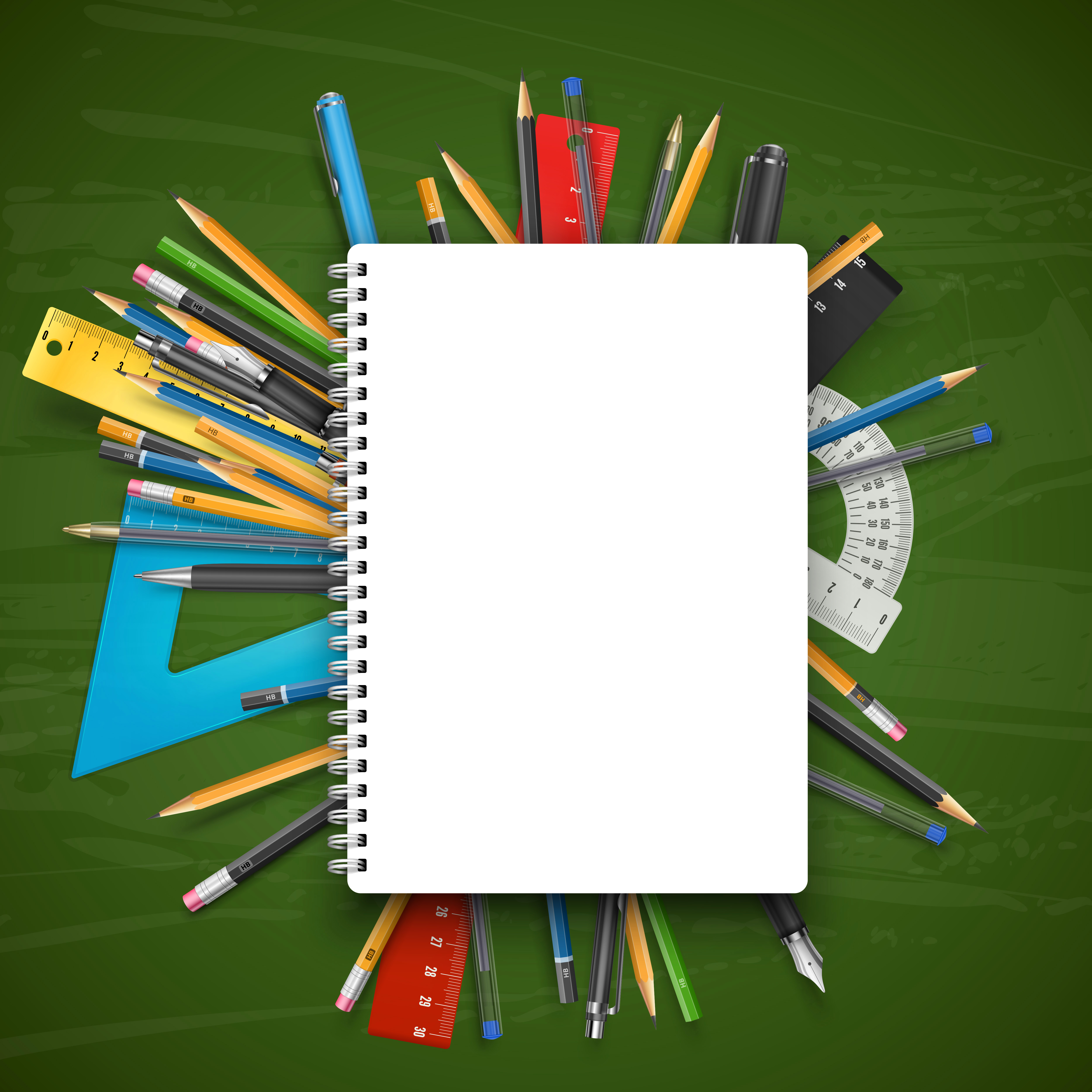 Notebook clipart background Notebook full  View Background