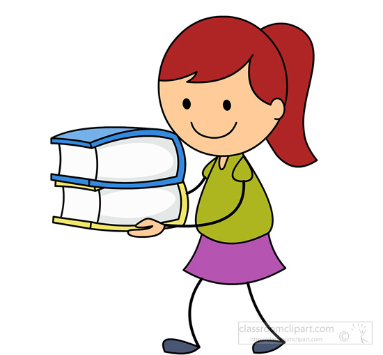 Notebook clipart boy Holding for Clipart Results Pictures