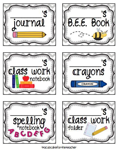 Notebook clipart classwork For Teacher: on for organize