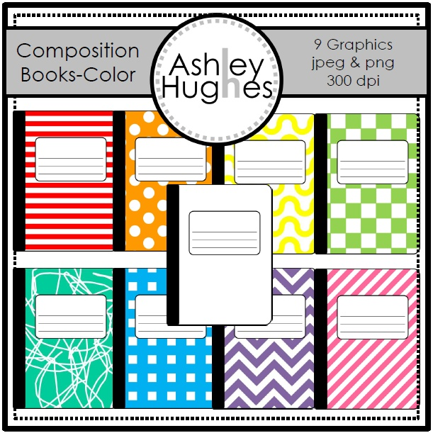 Notebook clipart colorful Images 17 Notebooks Clipart Design}