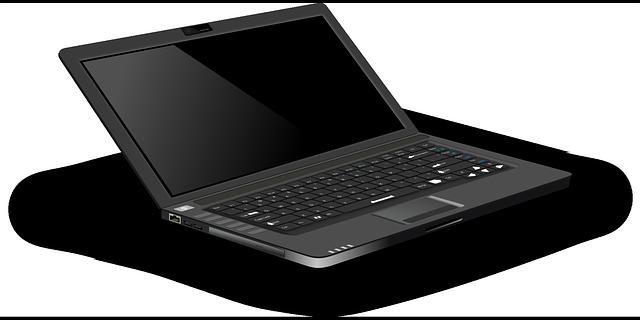 Notebook clipart computer Notebook Computer Art – Notebook