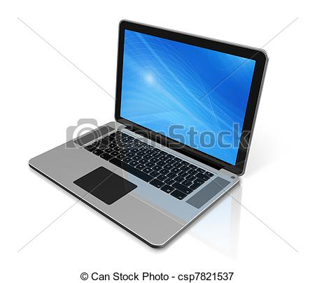 Notebook clipart computer  white 173  laptop