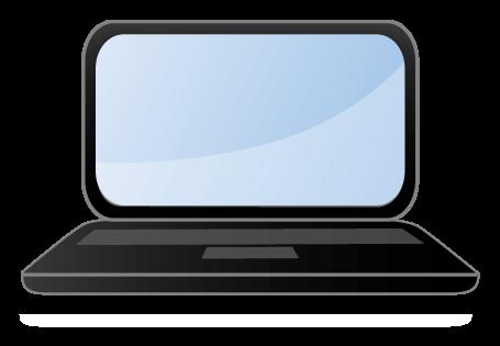 Notebook clipart computer Laptop Panda Clipart Images Clipart