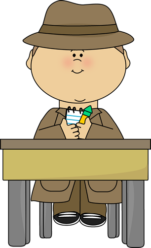 Sherlock Holmes clipart kid detective Diagnosed in  Be