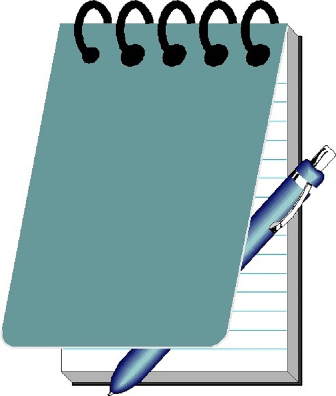 Pen clipart writing pad Images pen Art and Illustrations