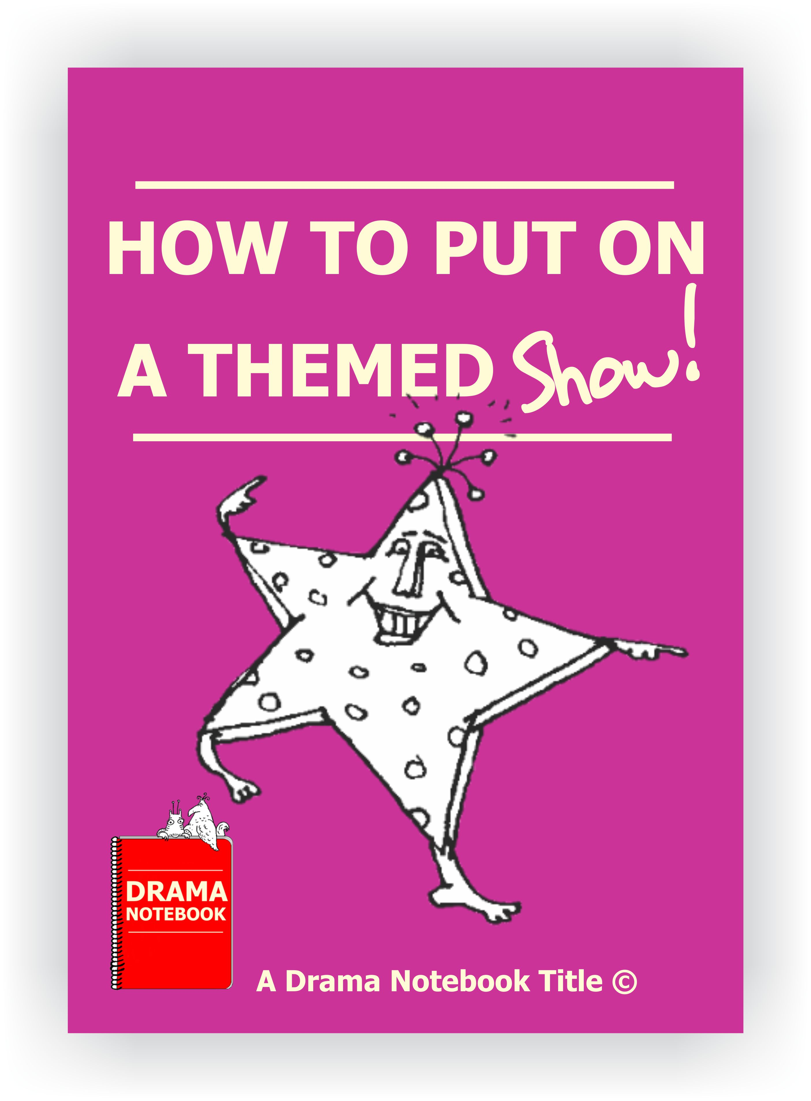Notebook clipart five Me! Children's Scripts To Drama