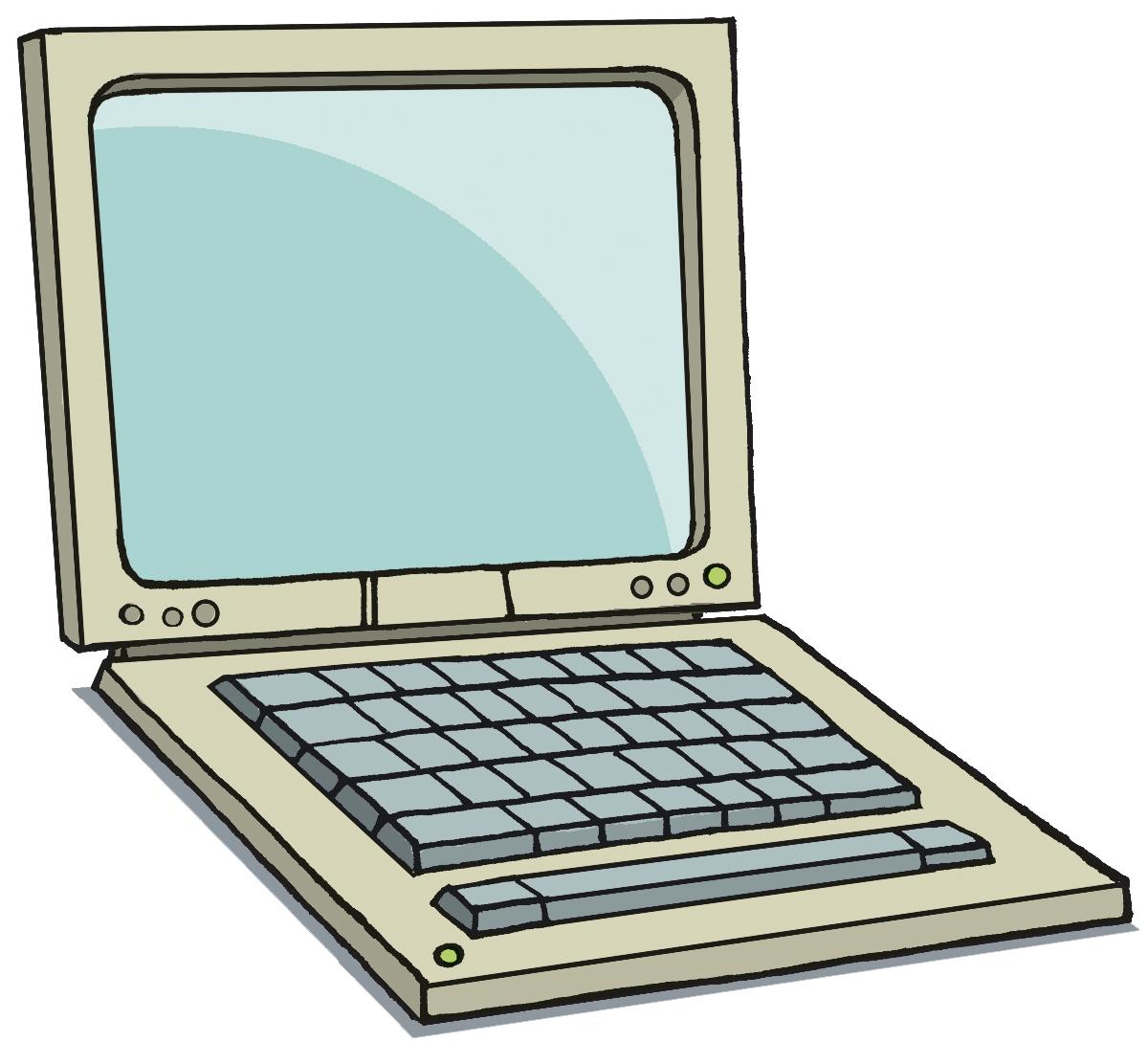 Technology clipart laptop Free Images Clip Art Laptop