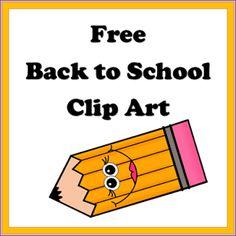 Notebook clipart free school Clip Art Back FREE Art