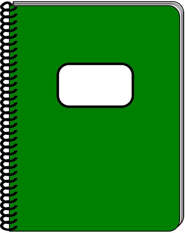 Notebook clipart free school Art Best on School