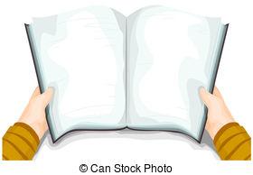 Notebook clipart handbook Blank Stock  by held