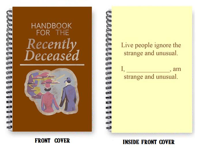 Notebook clipart handbook Recently Journal the Handbook Deceased