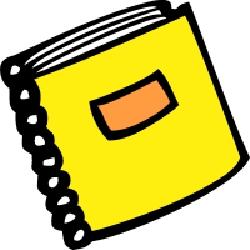 Notebook clipart handbook Clip (79+) Handbook clipart art
