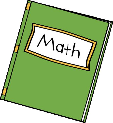 Notebook clipart kid math Clipart Math Interactive Image Art