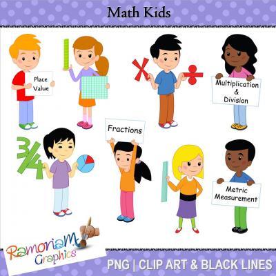 Notebook clipart kid math (48 on  TeachersNotebook on