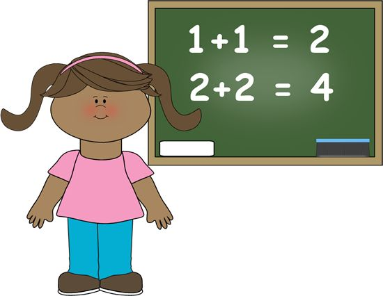 Notebook clipart kid math Images on Daycare best Clip