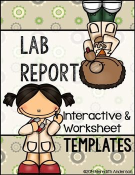 Notebook clipart lab report Actually Cutest about report lab