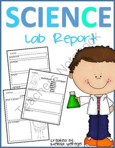 Display clipart lab report Report from simple for com