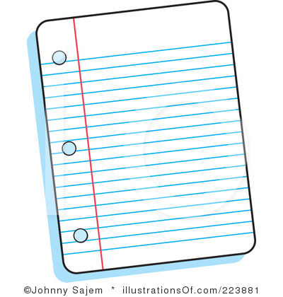 Paper clipart lined paper Paper Collection lined Lined Clipart