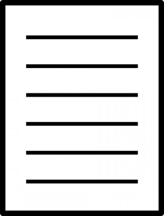 Notebook clipart lined paper Download Lined ClipartBarn clipart notebook