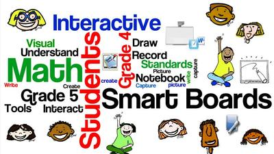 Notebook clipart math subject Esu3smartboards in Focus 5 SMARTBoards