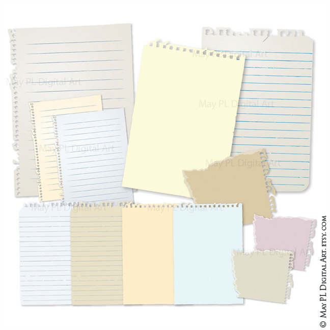 Notebook clipart note paper Note USE Paper Notepad 10067