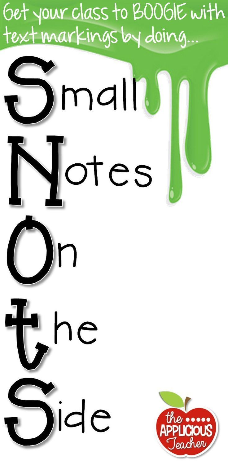 Notebook clipart note taking Note StrategiesReaders Up Pinterest StrategiesClose