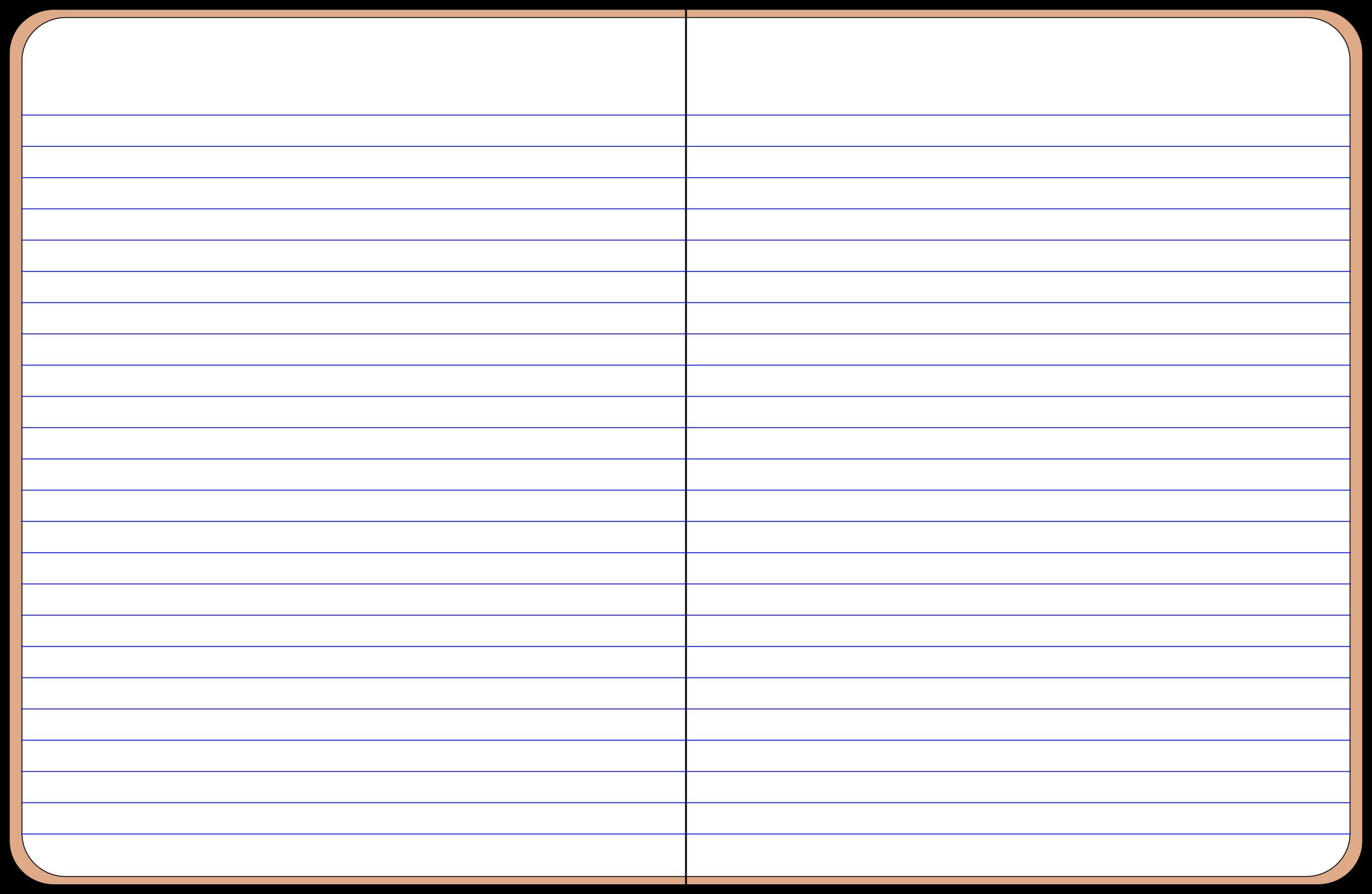 Paper clipart note book Notebook notebook Clipart Open Open