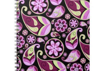 Notebook clipart purple Clip Clipart A Art Notebook