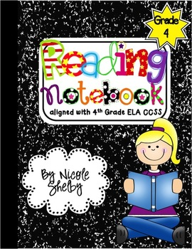 Notebook clipart reader 4th Core) Notebook Common Reading