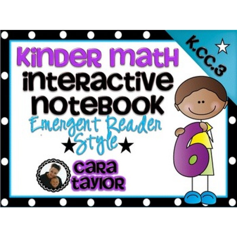 Notebook clipart reader Math ~ Interactive A A