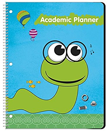 Notebook clipart school agenda Elementary Undated Amazon Kids Assignment